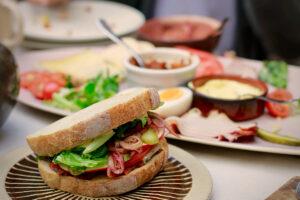 ploughman's lunch, Branston Pickle